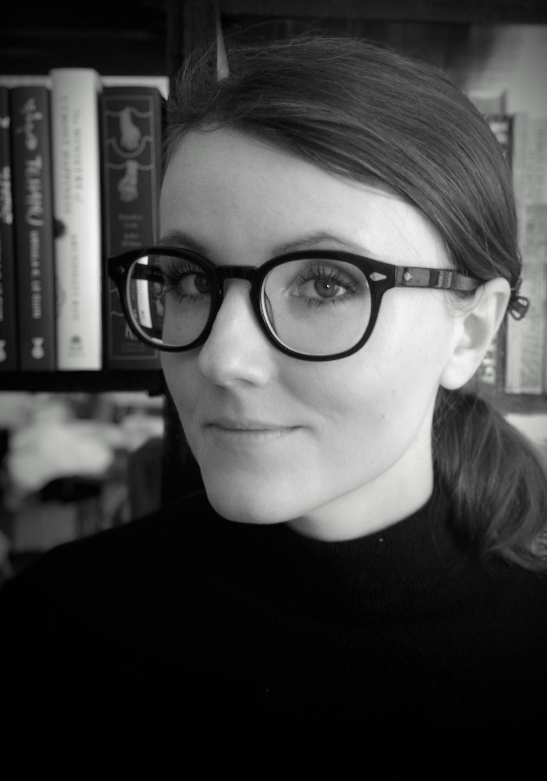 Alexandra Ovchinnikova headshot