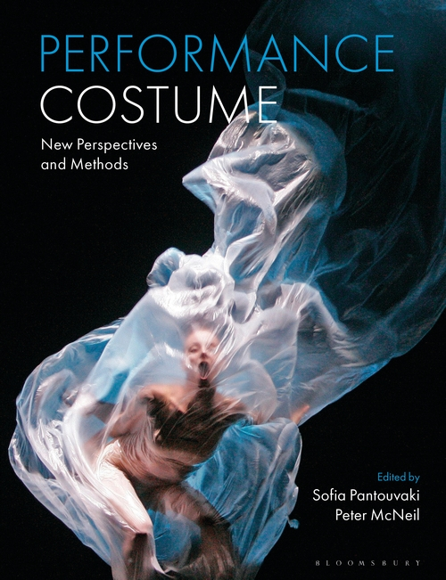Peformance Costume Book Cover